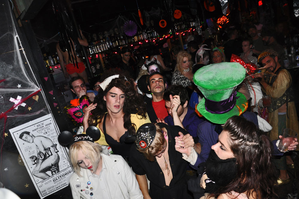 Halloween Night at Pony